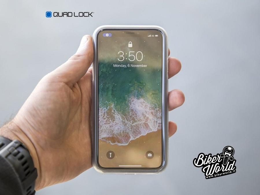 QUAD Lock Custodia per Samsung Galaxy S8