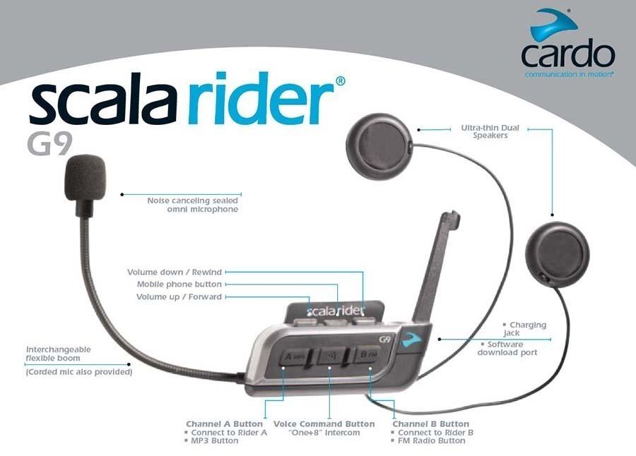 CARDO SCALA RIDER G9 WINDOWS 7 DRIVERS DOWNLOAD (2019)